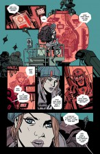 Southern Cross by Becky Cloonan and Andy Belanger (Image Comics)