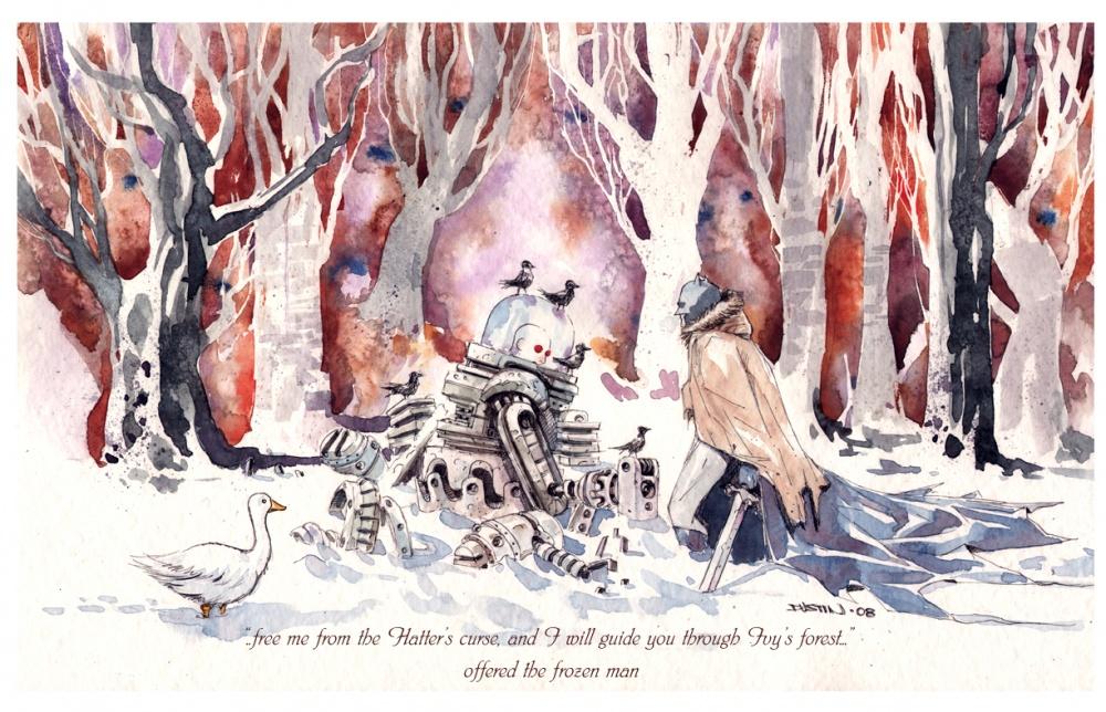 Winter Wonderland by Dustin Nguyen