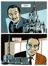 Robert Moses by Pierre Christin and Olivier Balez (Nobrow Press)