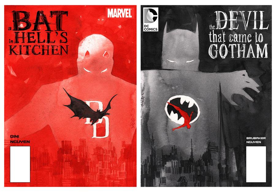Demon Nights covers (Dustin Nguyen)