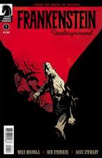 Frankenstein Underground by Mike Mignola, Ben Stenbeck & Dave Stewart (Dark Horse Comics)