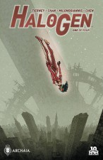 HaloGen by Josh Tierney, Afu Chan and Giannis Milonogiannis (Archaia)