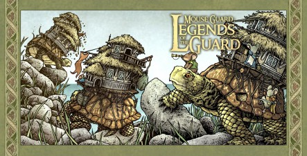 Mouse Guard Legends of the Guard 3 #1