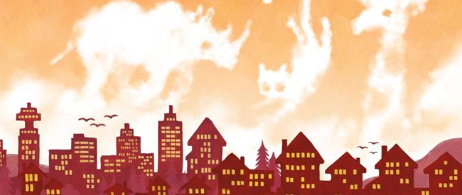 Mega Fauna (Cloudscape Comics)