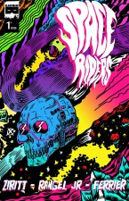 Space Riders by Rangel and Ziritt