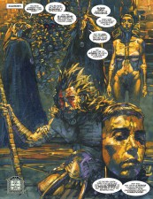 Slaine - Primordial by Pat Mills and Simon Davis (2000AD)