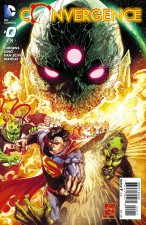 Convergence (Cover by Ethan van Sciver; DC Comics)