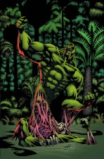 Convergence Swamp Thing #1