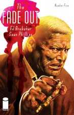 FadeOut #5 cover