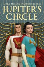 Jupiter's Circle by Mark Millar and WIlfredo Torres (Cover by Frank Quitely; Image Comics)
