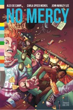 No Mercy by Alex de Campi and Carla Speed McNeil (Image Comics)