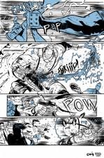 Space Mullet by Daniel Warren Johnson