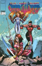 Stormwatch Vol. 1 #40 (Art by Tom Raney)