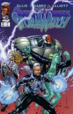 Stormwatch Vol. 1 #42 (Art by Tom Raney)