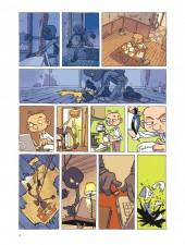 Spirou by… vol.8 The Big Head by Tehem and Makyo