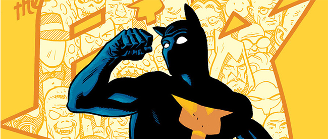 The Fox by Dean Haspiel and Mark Waid (Dark Circle Comics)