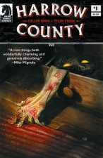 Harrow County #1 by Cullen Bunn & Tyler Crook (Dark Horse Comics)