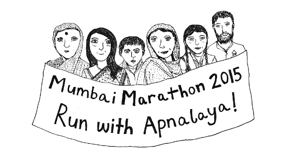 Mumbai Marathon - Run with Apnalaya NEW NEW NEWsmall