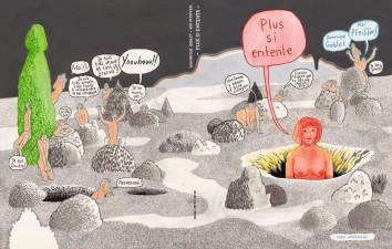 Plus Si Entente by Dominique Goblet and Kai Pfeiffer (Bries)