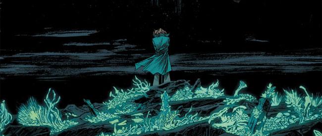 Injection (Warren Ellis, Declan Shalvey, Jordie Bellaire; Image Comics)