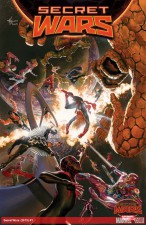 Secret Wars #1 by Jonathan Hickman