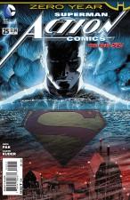 Action Comics (Greg Pak)