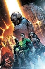 Justice League #41 cover