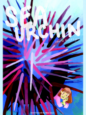 Sea Urchin by Laura Knetzger (Retrofit Comics/Big Planet Comics)