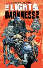 The Light and Darkness War (Tom Veitch and Cam Kennedy; Titan Comics)