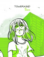 Towerkind by Kat Verhoeven (Conundrum Press)