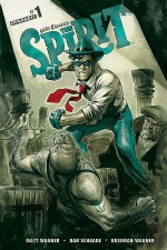 Will Eisner's The Spirit (Matt Wagner and Dan Schkade)