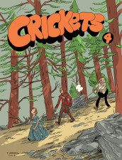 Crickets by Sammy Harkham