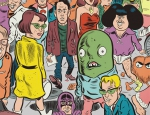 The Complete Eightball by Daniel Clowes (Fantagraphics Books)