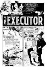 The Executor (Art by Alison Sampson)