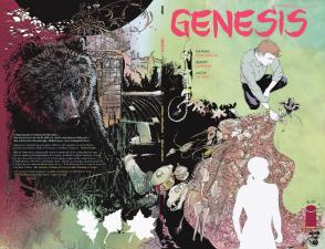 Genesis (Nathan Edmondson and Alison Sampson; Image Comics)