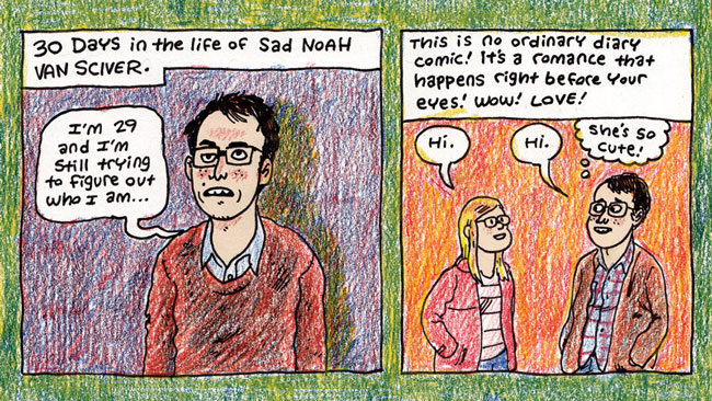 I Don't Hate Your Guts (Noah Van Sciver, 2D Cloud)