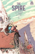 The Spire #1 - Si Spurrier & Jeff Stokely