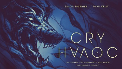 Cry Havoc (Simon Spurrier & Ryan Kelly; Image Comics)