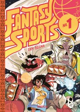Fantasy Sports (Sam Bosma; Nobrow Press)