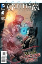 Gotham by Midnight Annual by Raw Fawkes and Christian Duce (DC Comics)