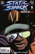 Static Shock: Rebirth of the Cool (Milestone, DC Comics)