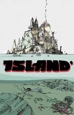Island (Brandon Graham cover, Image Comics)