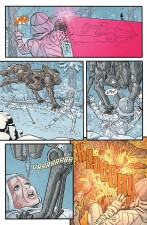 We Stand on Guard (Brian K Vaughn, Steve Skroce; Image Comics)