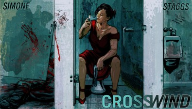 Crosswind (Gail Simone & Cat Staggs; Image Comics)