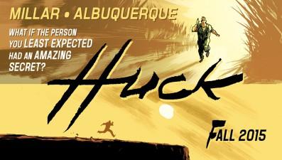 Huck (Mark Millar & Rafael Albuquerque; Image Comics)