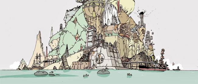 Island (Image Comics)