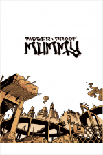 Dagger-Proof Mummy by Ludroe (Island, Image Comics)