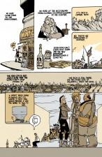 Multiple Warheads by Brandon Graham (Island, Image Comics)