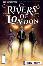 Rivers of London: Body Work (Ben Aaronovitch, Andrew Cartmel, Lee Sullivan; Titan Comics)