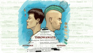 Throwaways (Caitlin Kitteridge & Steve Sanders; Image Comics)
